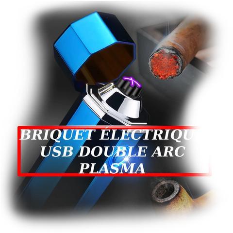 Briquet USB Plasma pour Cigare