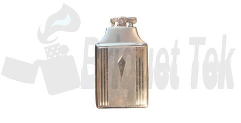 Le premier briquet à gaz