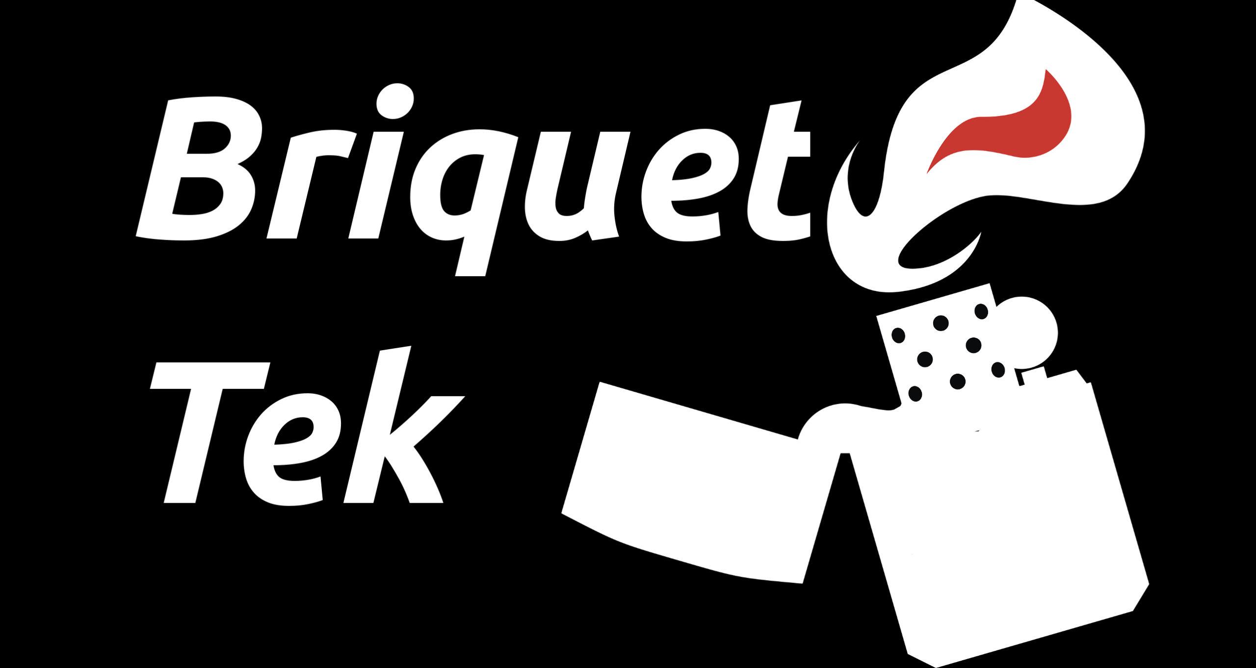 Logo Briquet Tek