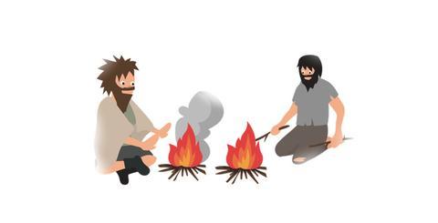 Le premier feu